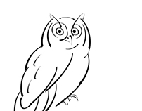 Typeface Birds