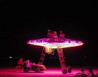 The Mothership Mutant Vehicle 2013