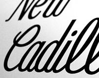 Brand New Lettering