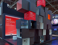Stand Wit Design - Euroshop 2011