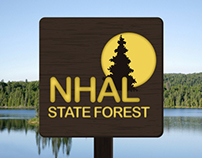NHAL State Forest App