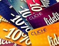 Fidelity Card | Clichè