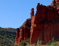 Caprock Canyon State Park, Texas