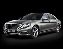 Mercedes Benz S-Class 2014 - Highlights Film
