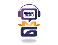 New logo for MEDIAGURU
