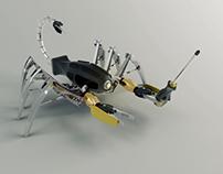 Screwdriver Robot