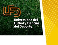 Imagen Universidad del Futbol