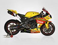 Swan Yamaha BSB Team 2012
