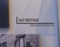 Salt Boutique Inauguração