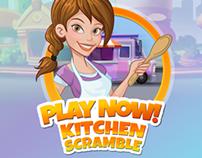 Kitchen Scramble / Art Coordination