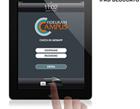 Fideuram CheckIn web App