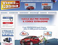 Vincincassa - Selex - Various editions