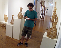 Installing MULTIPLICUS by Gerry Stecca