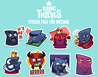 Ting of Thieves sticker pack