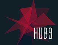 HUB9 Generative Branding