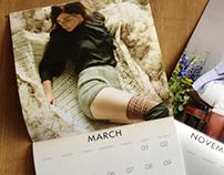 HP MagCloud Ambassador Calendar Project