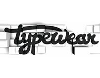 Typewear - La Letra Ilustra - Video Mapping
