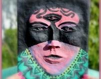 la máscara, su tercer ojo y el inconsciente colectivo
