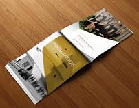 Convite de formatura Arquitetura PUCRS 2012/2