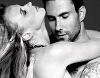 Adam Levine + Ann V.