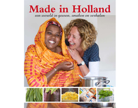 Made in Holland | Book design | Visuals