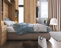 Bedroom for catalog