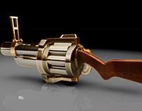 Grenade Launcher TF2
