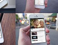 YouTube App Re-Design
