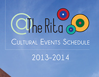 @The Rita 2013 Cultural Events Booklet