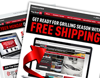 Email Marketing (Char-Broil)