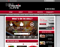 Char-Broil LIVE Redesign