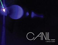 CANiL_ Caixa Cubo CD
