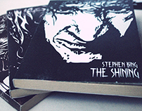 Book Art Covers | Stephen King Series