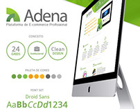 Adena Plataforma de Ecommerce Profissional - 2012
