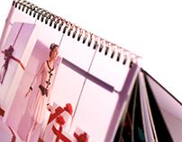 1st Avenue Calendar Design