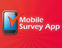 Mobile Survey App Design