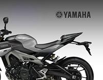 YAMAHA FZ 9