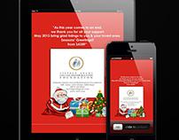 SASRF e-Christmas Card