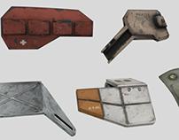 Mech Armor Plates