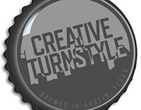 Creative Turnstyle Logo