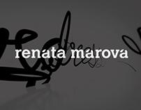 Renáta Márova promo video
