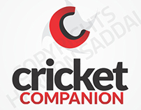Cricket Companion Logo Options