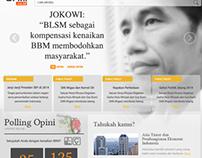 Opini Website