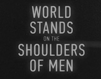 SNDCT - World Stands on the Shoulders of Man