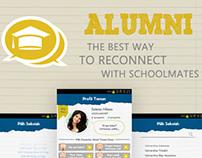Alumni Mobile App