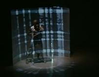 """Transkrypcje"" - dance theatre visuals"