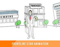 Front Line Star