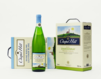 Chapel Hill - Förpackningsdesign vin