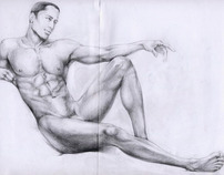 Drawings of people (2001-2007)