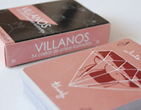 Villanos ilustrados
